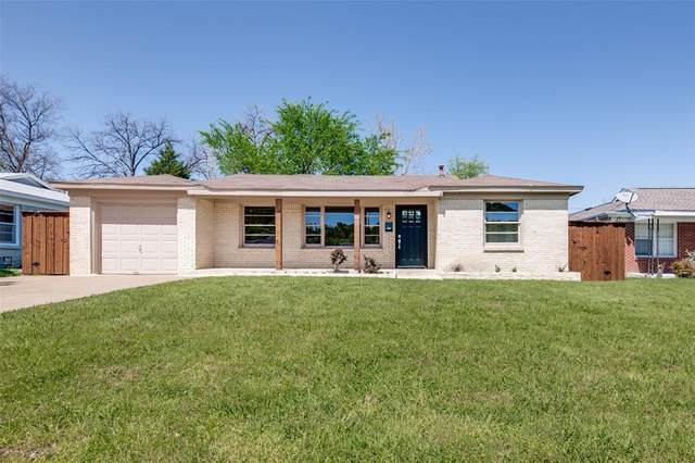 5604 Odom Avenue, Fort Worth, TX 76114 (MLS #14311530) :: Justin Bassett Realty
