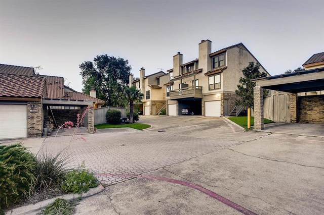 6508 Hickock Drive 7B, Fort Worth, TX 76116 (MLS #14311538) :: All Cities USA Realty