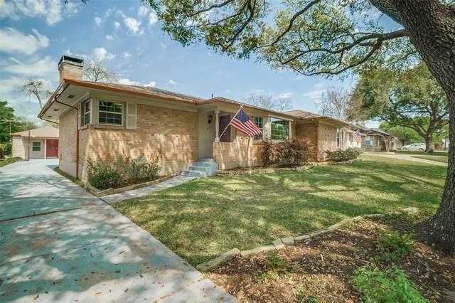 6719 Trammel Drive, Dallas, TX 75214 (MLS #14311551) :: The Welch Team