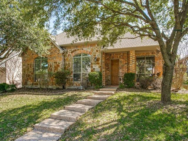 1817 Palo Pinto Drive, Allen, TX 75013 (MLS #14311552) :: HergGroup Dallas-Fort Worth
