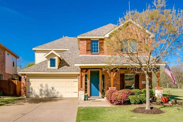 1525 Meadow Ranch Road, Mckinney, TX 75071 (MLS #14311555) :: The Chad Smith Team