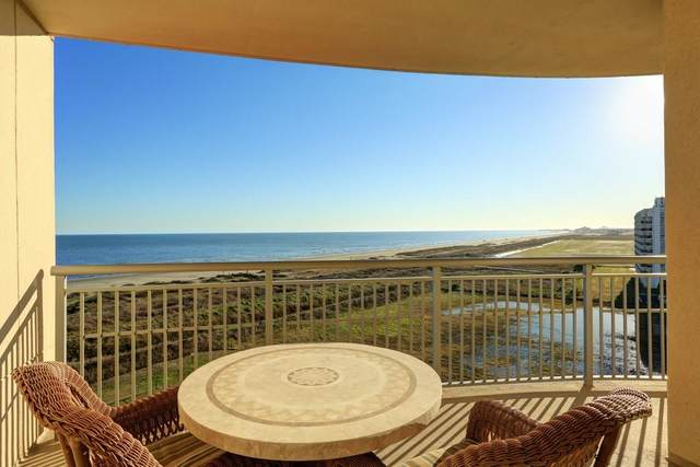 801 E Beach Drive Tw0510, Galveston, TX 77550 (MLS #14311556) :: Ann Carr Real Estate