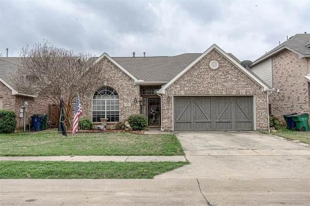 3333 Woodglen Drive, Mckinney, TX 75071 (MLS #14311578) :: Frankie Arthur Real Estate