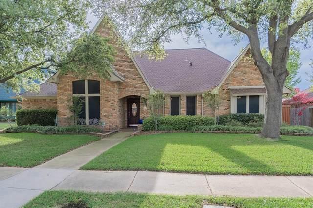 2204 Belvedere, Carrollton, TX 75006 (MLS #14311631) :: Tenesha Lusk Realty Group