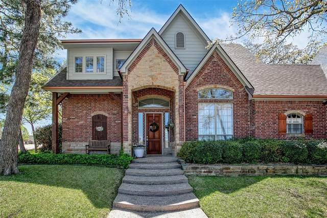 2012 Clear Creek Drive, Weatherford, TX 76087 (MLS #14311634) :: The Good Home Team