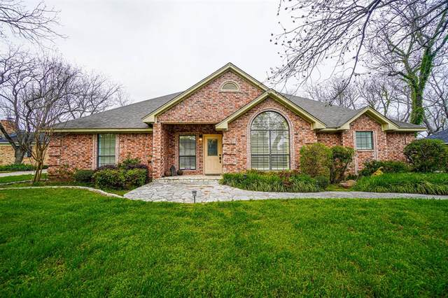 7611 Ravenswood Road NW, Granbury, TX 76049 (MLS #14311638) :: Potts Realty Group