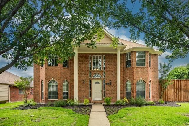 2051 Biscayne Drive, Lewisville, TX 75067 (MLS #14311641) :: Real Estate By Design