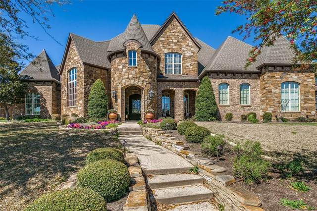 1121 Tuscany Terrace, Keller, TX 76262 (MLS #14311648) :: Potts Realty Group