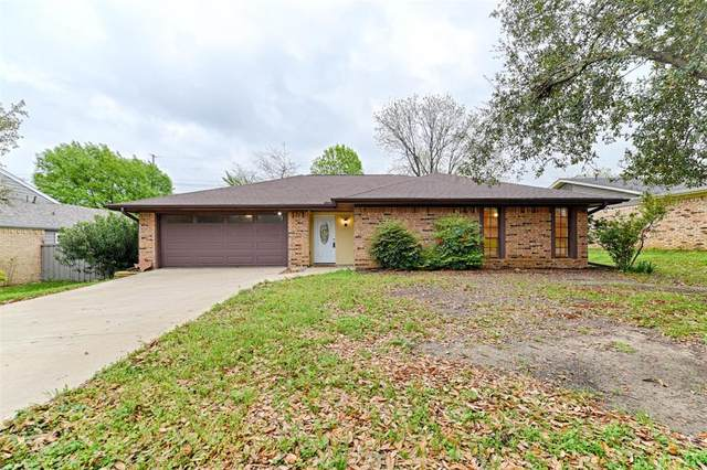 1893 Cliff View Drive, Lewisville, TX 75077 (MLS #14311662) :: Post Oak Realty