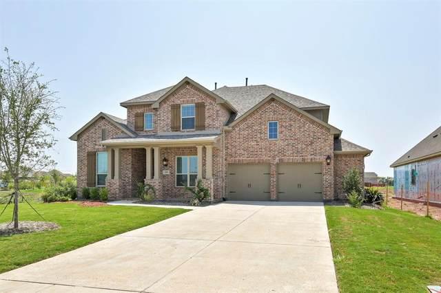 231 Lake Trail Lane, Prosper, TX 75078 (MLS #14311672) :: Tenesha Lusk Realty Group