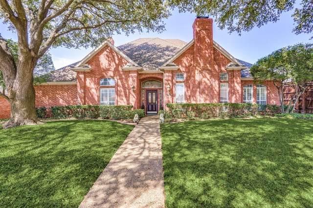 1805 Triple Crown Lane, Plano, TX 75093 (MLS #14311682) :: The Hornburg Real Estate Group
