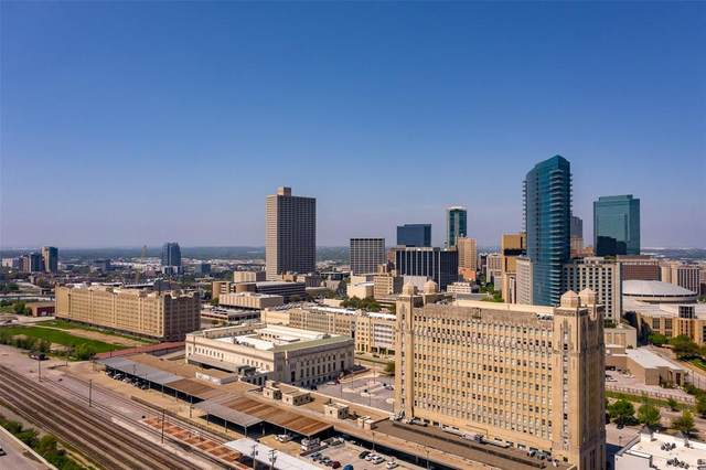 221 W Lancaster Avenue #10005, Fort Worth, TX 76102 (MLS #14311703) :: The Mitchell Group