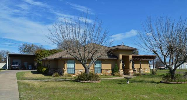 600 Highway 337, Mineral Wells, TX 76067 (MLS #14311712) :: The Kimberly Davis Group