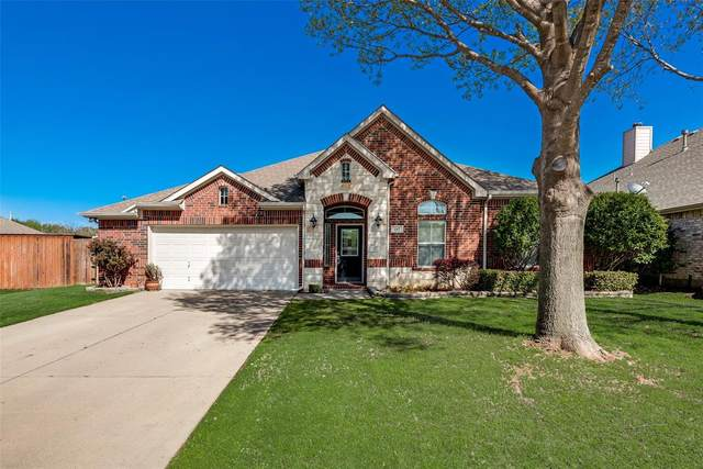 107 Deer Court, Mansfield, TX 76063 (MLS #14311728) :: Potts Realty Group