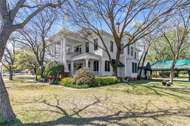 500 W Ennis Avenue, Ennis, TX 75119 (MLS #14311734) :: The Good Home Team