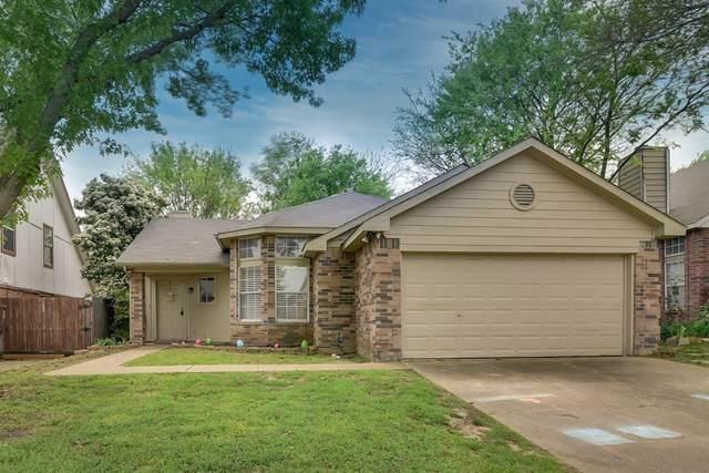 5605 Stone Meadow Lane, Fort Worth, TX 76179 (MLS #14311735) :: The Kimberly Davis Group