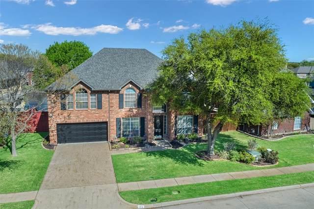 986 Laguna Drive, Coppell, TX 75019 (MLS #14311736) :: Team Hodnett