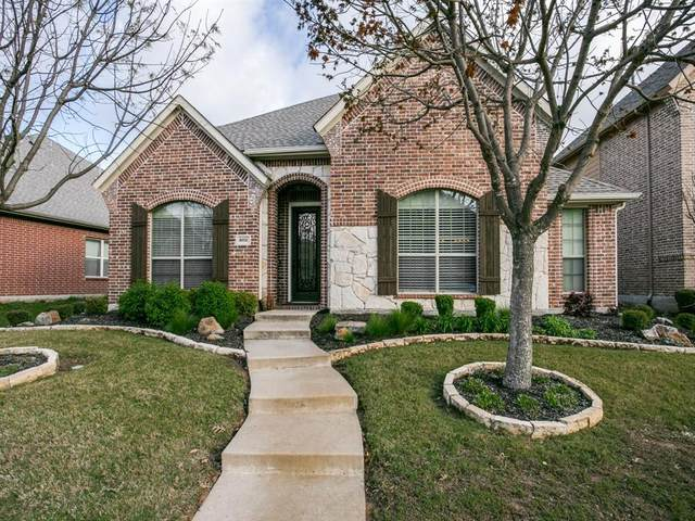 802 Panther Lane, Allen, TX 75013 (MLS #14311738) :: All Cities USA Realty