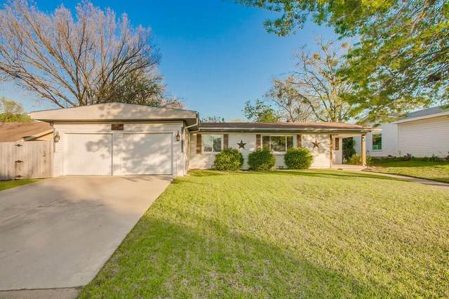 4817 Trail Lake Drive, Fort Worth, TX 76133 (MLS #14311741) :: The Hornburg Real Estate Group