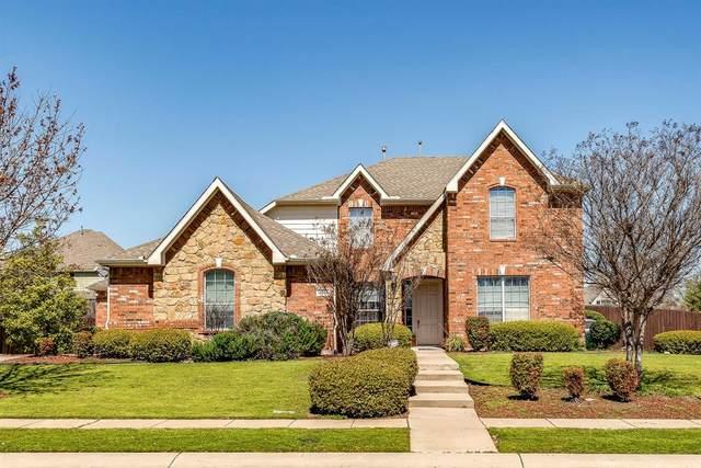 1211 Cedar Springs Drive, Prosper, TX 75078 (MLS #14311753) :: Frankie Arthur Real Estate