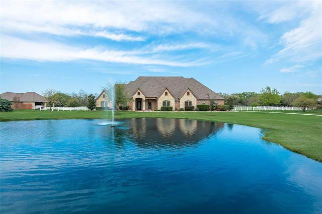 8213 Plum Creek Trail, Burleson, TX 76028 (MLS #14311757) :: The Chad Smith Team