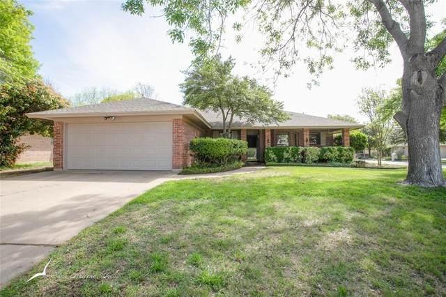 1 High Life Circle, Abilene, TX 79606 (MLS #14311763) :: Real Estate By Design