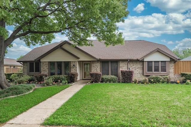 1565 Century Oaks Drive, Lewisville, TX 75077 (MLS #14311766) :: Post Oak Realty