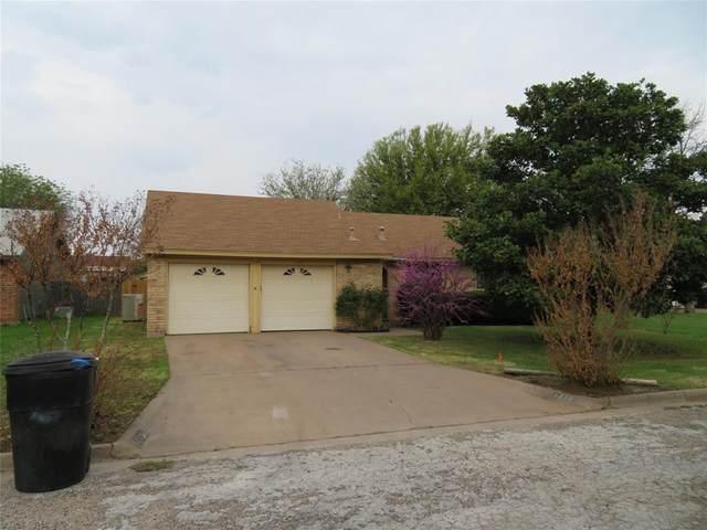 1726 Bob White Court, Abilene, TX 79605 (MLS #14311770) :: Ann Carr Real Estate