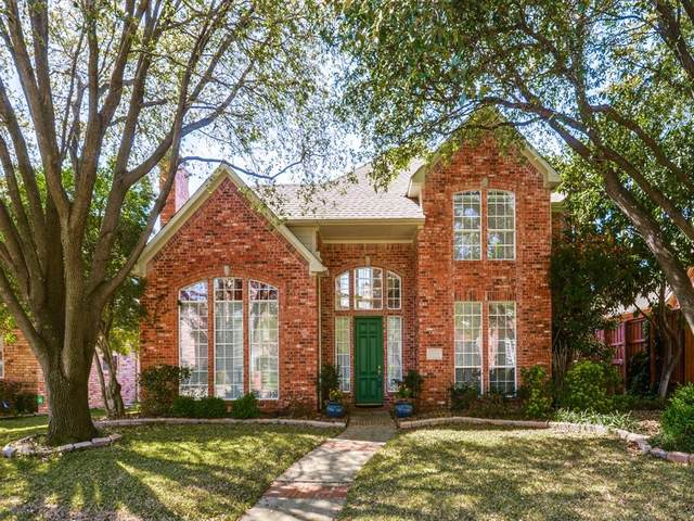 5908 Saint Agnes Drive, Plano, TX 75093 (MLS #14311773) :: Hargrove Realty Group
