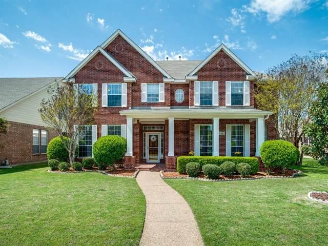 411 Heatherwood Drive, Allen, TX 75002 (MLS #14311783) :: Frankie Arthur Real Estate