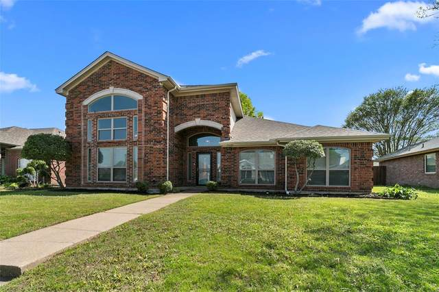 7522 Lagoon Drive, Rowlett, TX 75088 (MLS #14311788) :: The Good Home Team