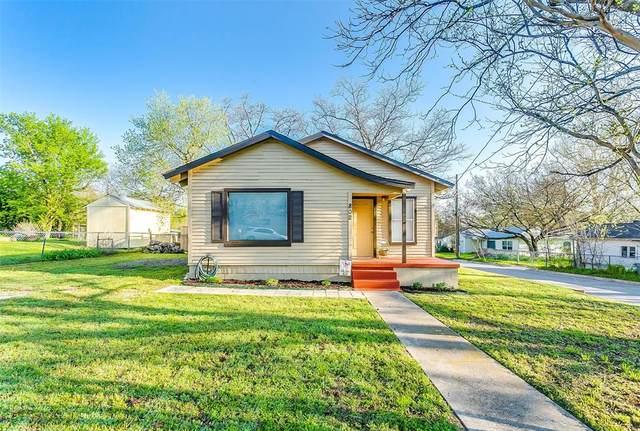 802 W Ball Street, Weatherford, TX 76086 (MLS #14311798) :: The Good Home Team