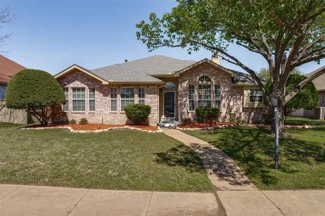 8317 Circleview Street, Rowlett, TX 75088 (MLS #14311810) :: The Good Home Team