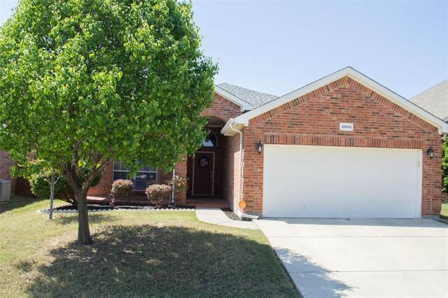 10005 Tehama Ridge Parkway, Fort Worth, TX 76177 (MLS #14311812) :: The Kimberly Davis Group