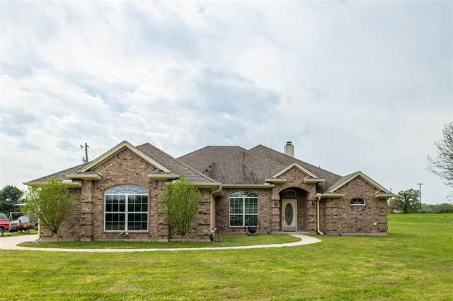 756 Hutcheson Road, Springtown, TX 76082 (MLS #14311816) :: Tenesha Lusk Realty Group