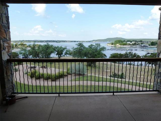 2504 Century Oak Drive #203, Possum Kingdom Lake, TX 76449 (MLS #14311820) :: The Kimberly Davis Group