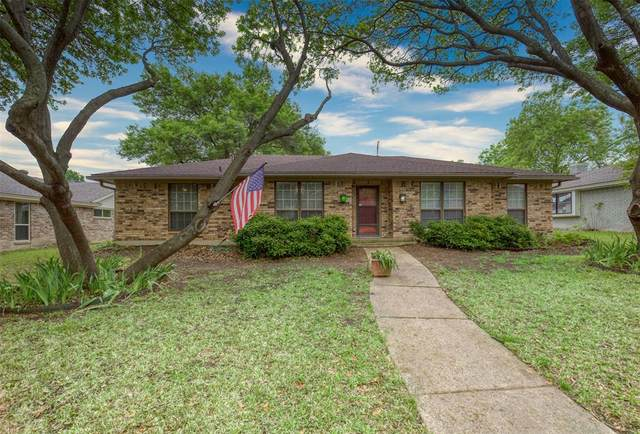 2612 Timbercreek Drive, Plano, TX 75075 (MLS #14311823) :: All Cities USA Realty
