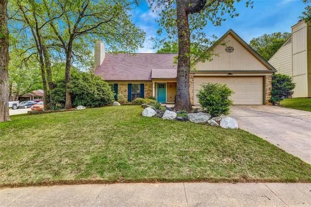 1710 Woodpath Drive, Euless, TX 76039 (MLS #14311837) :: Trinity Premier Properties