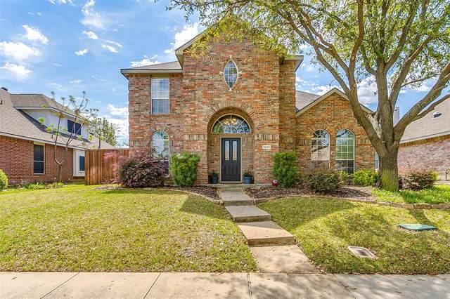 1240 Whitehorse Drive, Lewisville, TX 75077 (MLS #14311848) :: Post Oak Realty