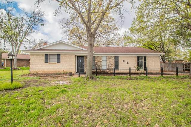 815 S Atkerson Lane, Euless, TX 76040 (MLS #14311852) :: The Chad Smith Team