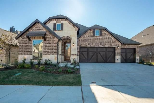 724 Sandbox Drive, Little Elm, TX 76227 (MLS #14311868) :: The Kimberly Davis Group