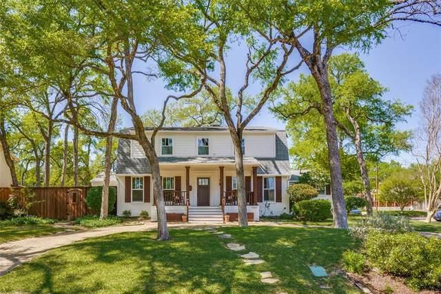 8255 San Cristobal Drive, Dallas, TX 75218 (MLS #14311883) :: Robbins Real Estate Group
