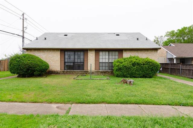 9568 Gonzales, Dallas, TX 75227 (MLS #14311885) :: All Cities USA Realty