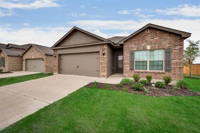 116 Bowen Street, Anna, TX 75409 (MLS #14311886) :: The Kimberly Davis Group