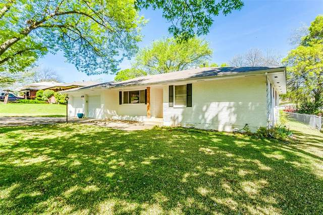 4904 Robinson Street, Fort Worth, TX 76114 (MLS #14311887) :: All Cities USA Realty