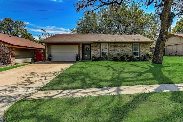 834 Madison Drive, Lewisville, TX 75067 (MLS #14311892) :: The Rhodes Team