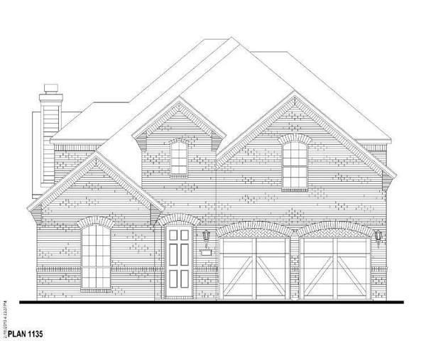 1651 Pebblebrook Lane, Prosper, TX 75078 (MLS #14311896) :: Frankie Arthur Real Estate