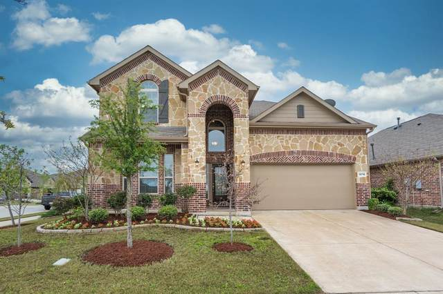 16716 Central Garden Lane, Prosper, TX 75078 (MLS #14311902) :: Tenesha Lusk Realty Group