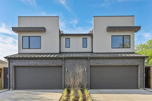 4514 Hopkins Avenue, Dallas, TX 75209 (MLS #14311920) :: Team Tiller