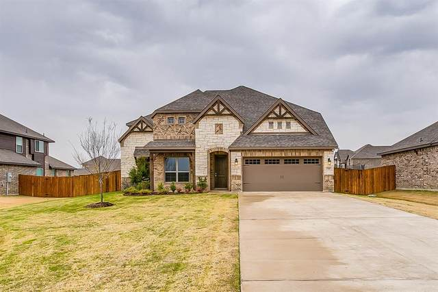 524 Grant Court, Waxahachie, TX 75165 (MLS #14311932) :: The Chad Smith Team